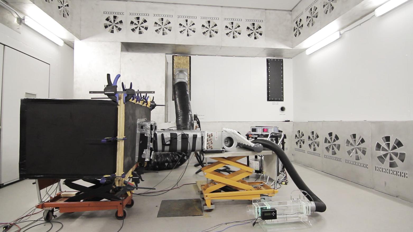 Psychrometric Chamber in PRCN lab