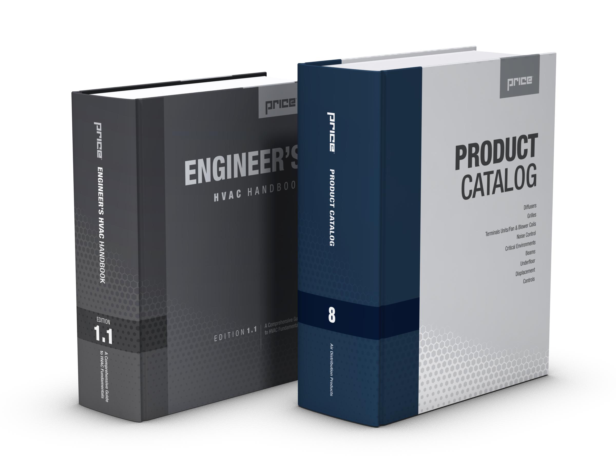 Price Product Catalog 8 + Price Enginee'rs HVAC Handbook